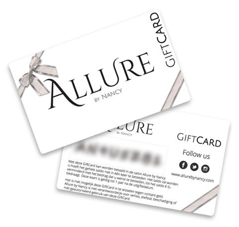 Allure by Nancy Gift Card
