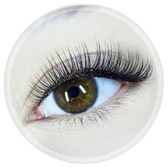 Wimperextensions, Eyelash Extensions, Classic Lashes, One by One