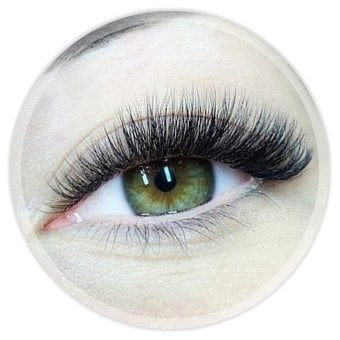 Wimperextensions, Eyelash Extensions, Volume Lashes